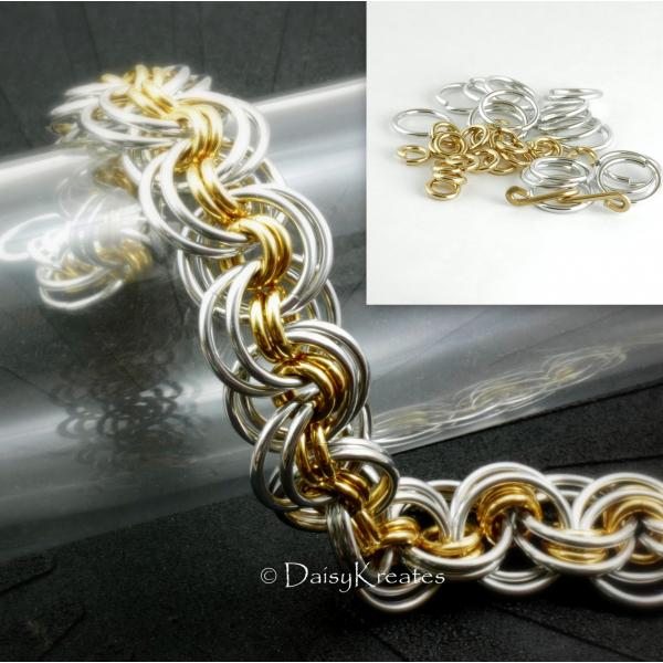 Ghenghiz Cohen bracelet kit for DIY