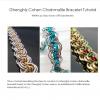 GHENGHIZ COHEN CHAINMAILLE BRACELET TUTORIAL