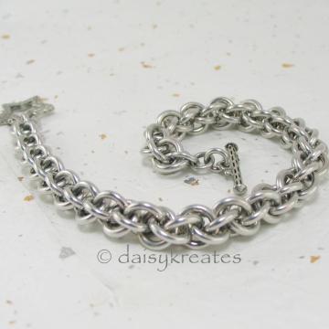 JPL3 Bracelet, woven in ideal flexibility, wears comfortably