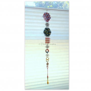 Chainmaille Sun Catcher